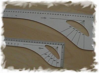 Tekenhaak - 30 cm of 60 cm