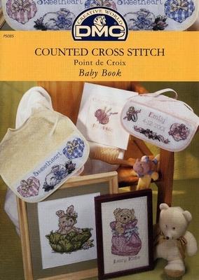 Borduurpatronen van DMC - Baby book