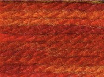 Alaska - oranje/cognac-rood