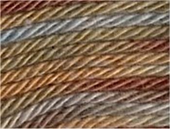 Cotton 6 - olijf-groen/bruin/grijs/blauw