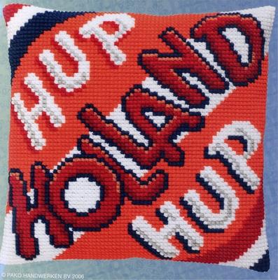 Kussenpakket - hup holland hup  40 x 40 cm