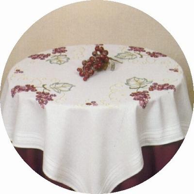 Tafelkleedje - Druiventros  80 x 80 cm