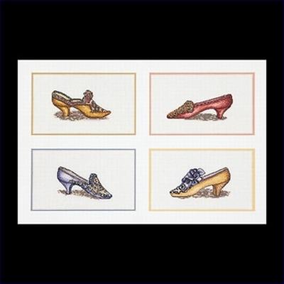 Schoentjes  24 x 39 cm