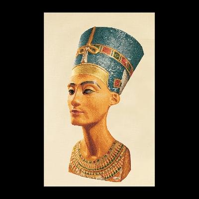 Nefertiti  35 x 45 cm