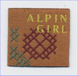 Stoer - Alpin girl  2,75 x 2,75