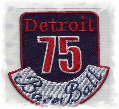 Stoer - Detroit 75 Base Ball