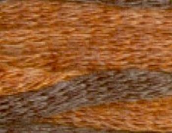 Lacet space - licht cognac/donker bruin