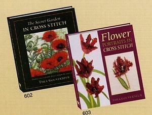 Boek the secret gardens & flower portraits