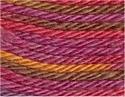 Cotton 6 - oud-rose/oranje/rood/bruin