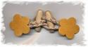 Houtje-touwtje bloem 8,5 cm