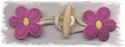 Houtje-touwtje bloem rose