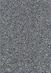 Tasjesstof - glitterzilver A4