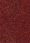 Tasjesstof - glitterrood A4