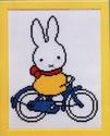 Nijntje - op de fiets 13 x 17 cm