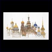 St. Petersburg 79 x 50 cm