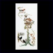Vogelhuisje 45 x 100 cm