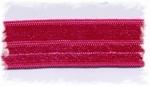 Elastisch biasband - fuchsia rose 2 cm