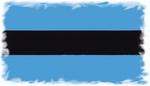 Taille elastiek - zwart 1,8 cm