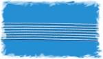 Rimpel-elastiek - roomwit 1,8 cm