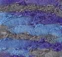 Paris - aqua/paars-blauw/grijs-blauw