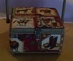 Prym naaibox - bekleding paarden 23 x 23 x 13 cm