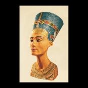 Nefertiti 45 x 60 cm