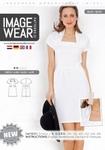 IW1001 - Elegante jurk met prachtige belijning