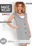 IW1004 - Mooi getailleerde jurk met prachtige