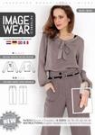 IW1002 - Klassieke en stijlvolle blouse en broek