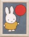 Nijntje - met ballon 16 x 21 cm
